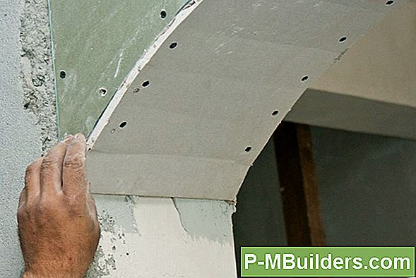 How To Make Sheetrock Arches