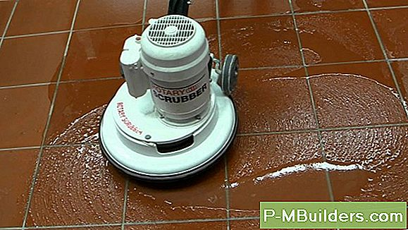 Stripping Tile Sealer