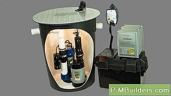Sump Pump Backup Systems Förklarade