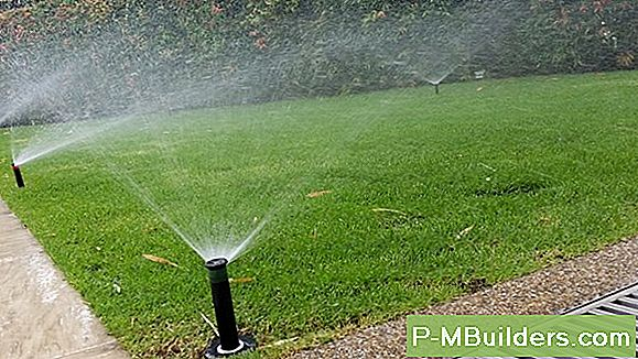Kinnitus Lekkiv Pop Up Sprinkler