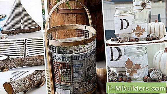 How To Create Rustic Home Decor