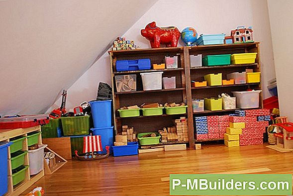How To Decorate Wooden Toy Boxes