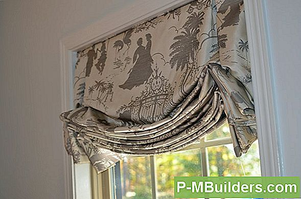 How To Relaxed Roman Shades