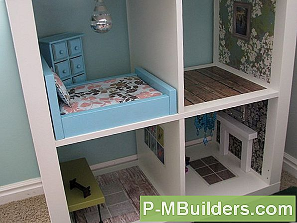 Making Dollhouse Toys Aus Recycelte Artikel