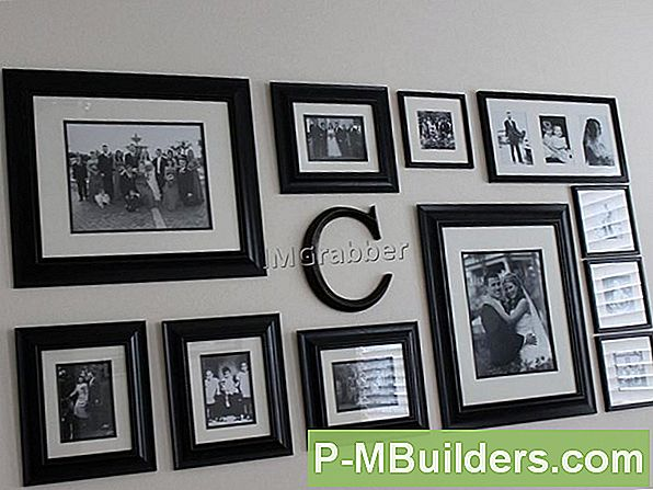 Photo Framing Decorating Ideas