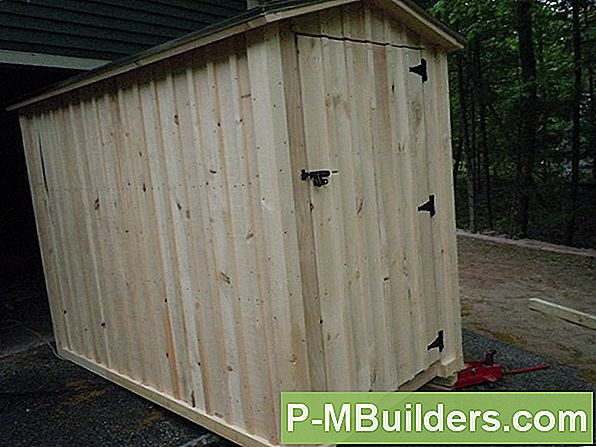3 Storage Shed Organisationstipps