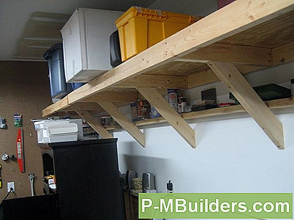 Effektive Garage Shelving Ideas