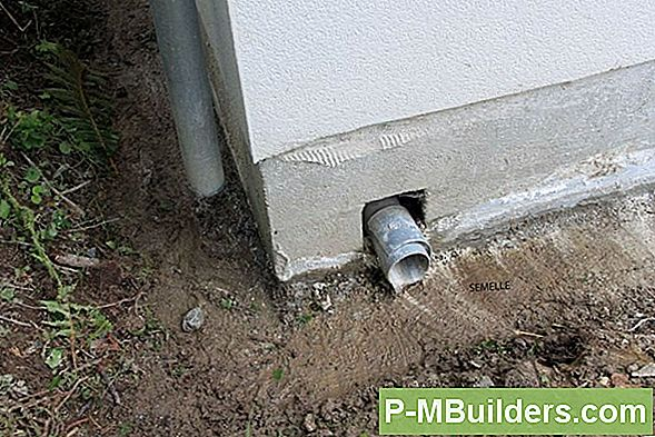 How To Drain Drainage Probleme