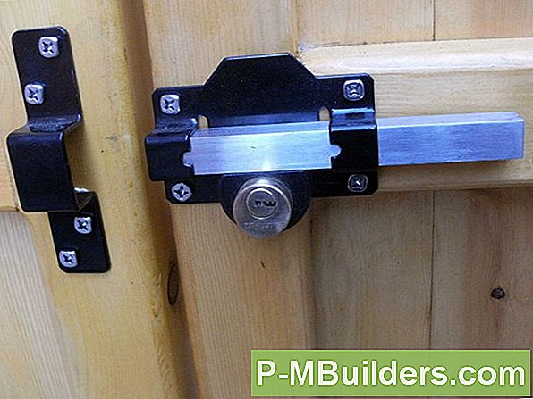 Schuppen Locks & How To Your Shed Safe