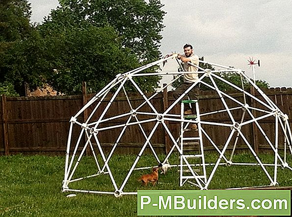 Geodesic Greenhouse Kit Installationstipps