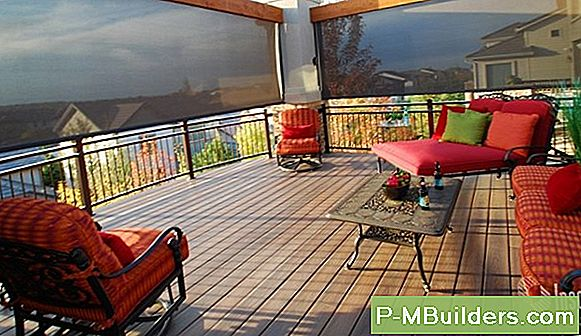 Outdoor Patio Shading Optionen Auf Ein Budget