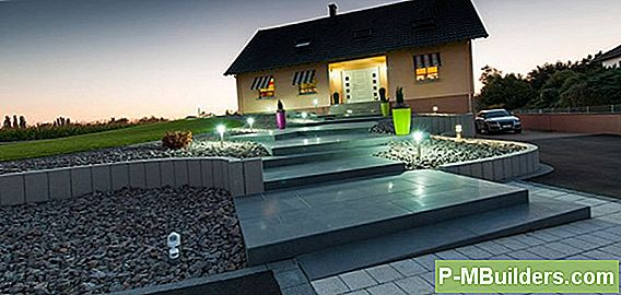 Patio Reparatur: Ausbessern Von Cracked Concrete