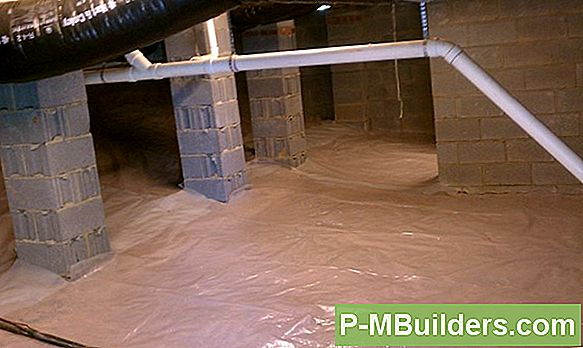 Installation Crawl Space Insulation
