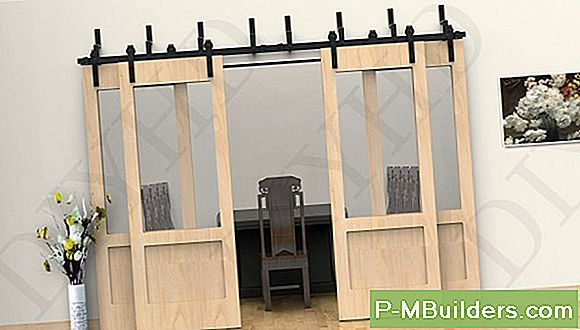 Holz Screen Doors: Wartung Und Refinish