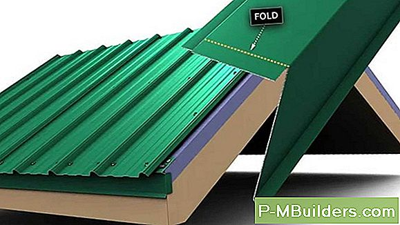 Metalltakning: Corrugated Vs Standing Seam
