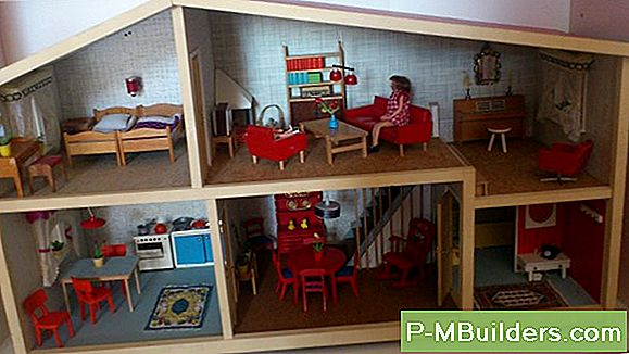 Dollhouse Mönster