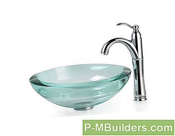 Installera En Vessel Sink Faucet