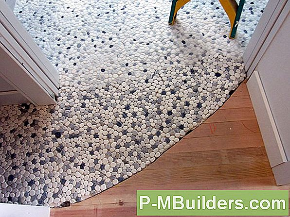 Pebble Tile Floor Installation Made Easy