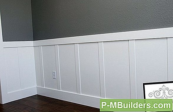 Faux Crown Molding Med Paint
