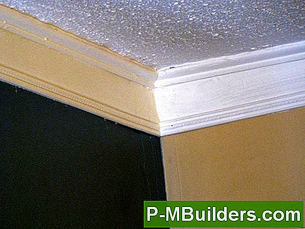 4 Faux Wood Moulding Ontwerptips