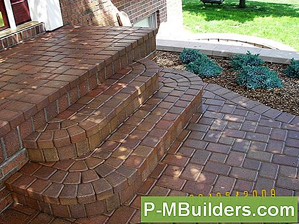 Hur Man Installerar Brick Paver Steps