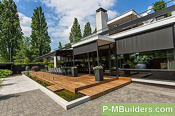 Is Een Betonnen Patio Of Een Stenen Patio Duurzamer?