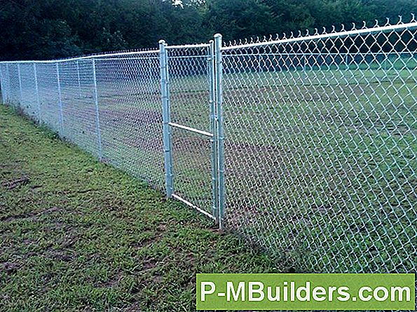 Hoe Chain Link Fence Posts