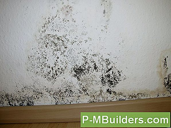 Drywall Waterschade Reparatie