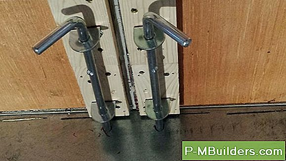 Storm Door Latch Reparatietips