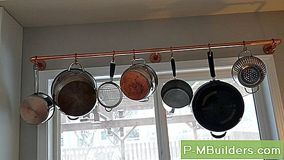 3 Hanging Pot Rack Ideas