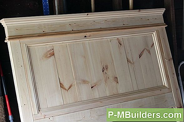 How To Make A Oak Headboard