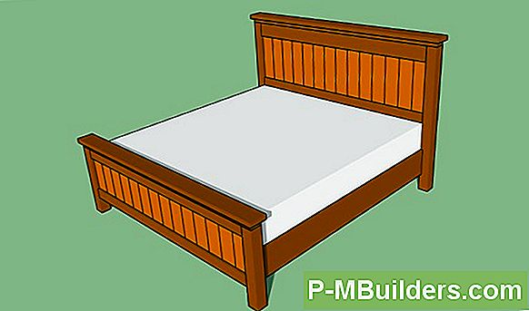 Queen Captain'S Bed Building Tips
