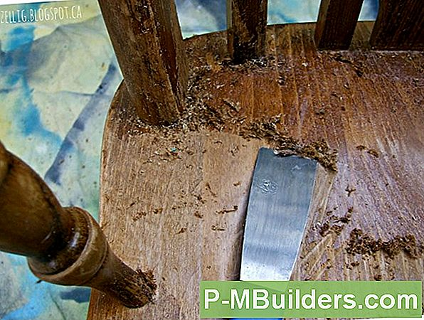 Tips For Sanding Chair Arms And Spindles
