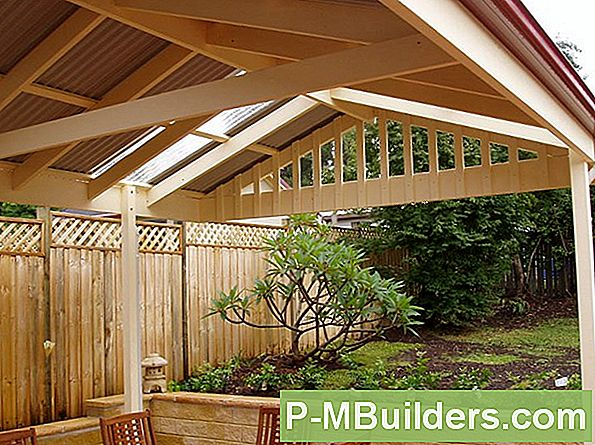 Korter Carport Roof Vs Sloped Carport Katuse