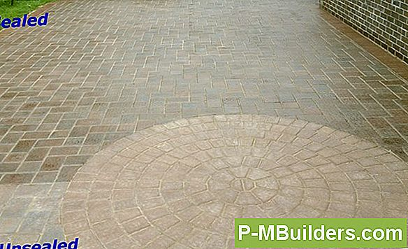 Seal Travertine Pavers