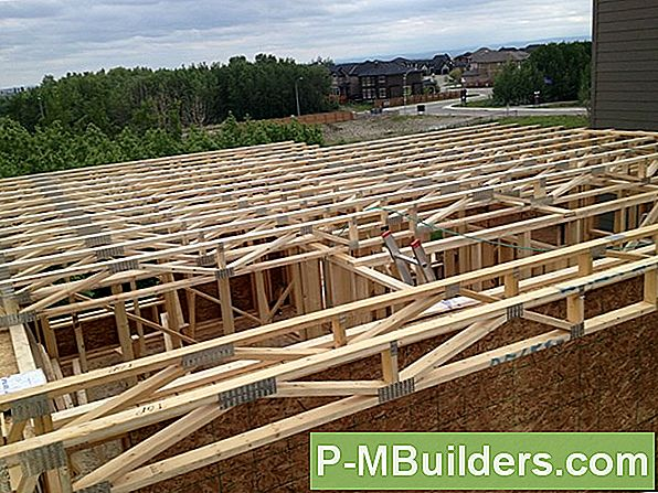 Roof Rafters Vs Trusses