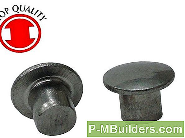 Torukujulise Rivets Vs Semi Torujad Rivets