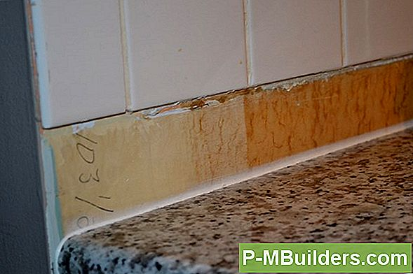 What If Caulk Between Ceramic Counter Tiles Wordt Geel?