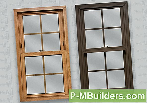 Double Hung Windowsi Eelised