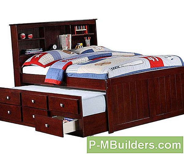 Queen Captain'S Bed Conseils De Construction