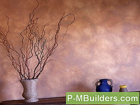 Faux Wall Painting Techniques
