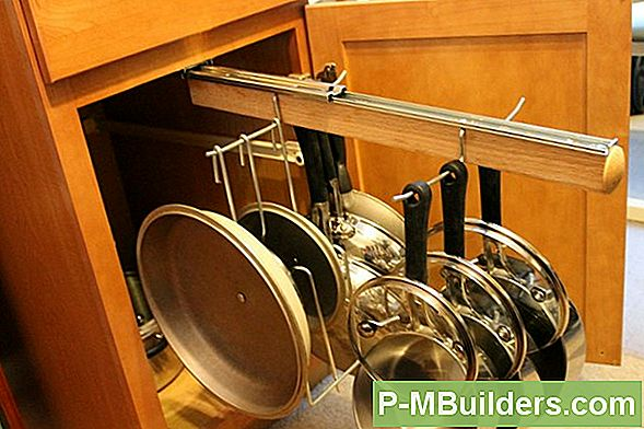 How To A Pot Lid Rack