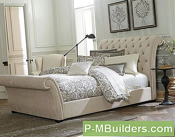 How To A Sleigh Bed Headboard