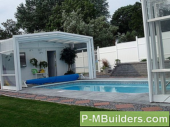 How To In-Ground Swimming Pool Buildings