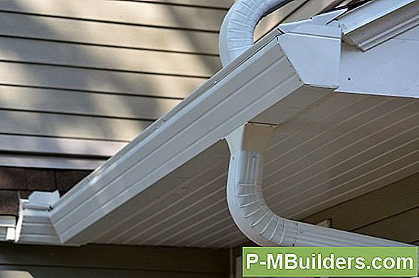 Vinyl Downspout Installatie-Instructies