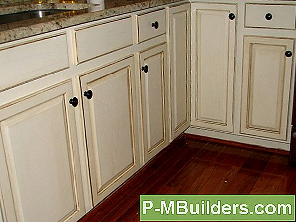 Faux Finish Cabinets: 3 Ideen