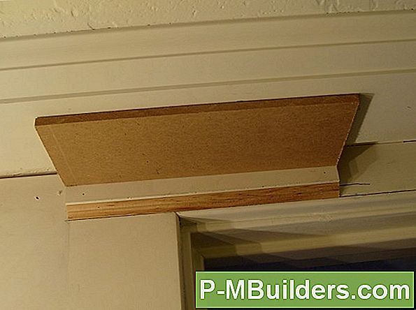 Mdf Crown Moulding Installation