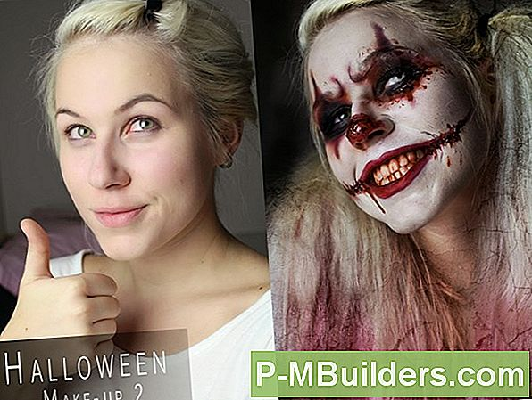 Tutorial: Wie Man Halloween Masken