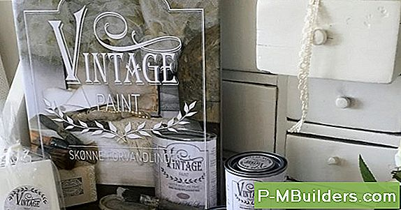 Oljebasert Paint Vs Latex Paint