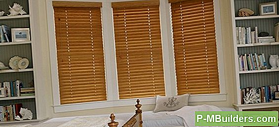 Trä Blinds Vs Faux Wood Blinds